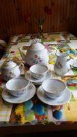 Porcelán teás készlet eladó!