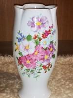 Walendorf váza kézzel festett
