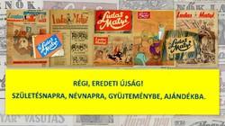 1982 április 22  /  Ludas Matyi  /  SZÜLETÉSNAPRA RÉGI EREDETI ÚJSÁG Szs.:  7220