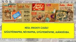 1985 április 10  /  Ludas Matyi  /  SZÜLETÉSNAPRA RÉGI EREDETI ÚJSÁG Szs.:  7248
