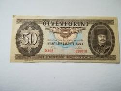1969-es 50 Forint EF+