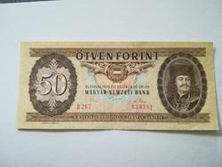 1975-ös 50 Forint EF+