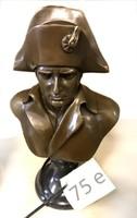 Napóleon bronz mellszobor