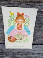 Húsvéti képeslap 1982