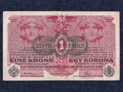 Osztrák-magyar 1 korona 1916/id 6550/