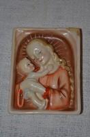 Antik Hummel Mária a kisdeddel  ( DBZ 00114 )