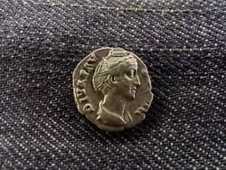 Diva Faustina Dénár 140-141 AUGUSTA/id 8452/