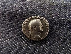 Vespasianus Dénár 70 COS ITER TR POT/id 8448/