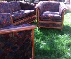 Extrém kényelmes ART-DECO ülőgarnitúra / 1920-1930