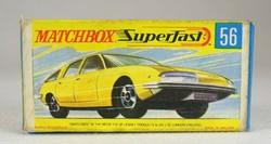 0W304 MATCHBOX Superfast BMC Pininfarina doboz