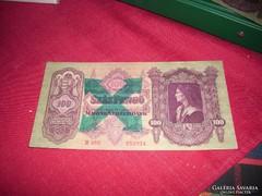 Nyilaskersztes 100-pengő