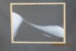 Tímár Dorka (1980- ): Víz I. II. III. triptichon, 2005, zselatinos ezüst