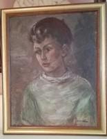 Marguerite Fainmel : Portré