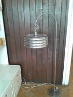 Borsfay Tamás Iparművészeti álló lámpa akcióban