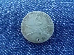 I. Ferenc ezüst koronázási zseton (id1616)