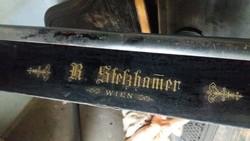 Eladó antik Rudolf Stekhamer zongora