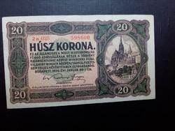 1920 20 Korona