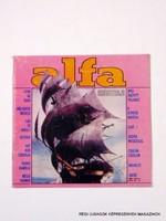 1988 június  /  alfa  /  SZÜLETÉSNAPRA! RETRO, RÉGI EREDETI ÚJSÁG Szs.:  10670