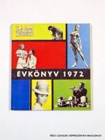 1972 ?  /  FILM SZÍNHÁZ MUZSIKA  /  Régi ÚJSÁGOK KÉPREGÉNYEK MAGAZINOK Szs.:  9767