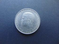 10 drachma 1968 Görögország