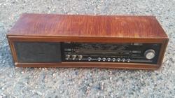 Electronica Atlantic S-732 TE régi rádió
