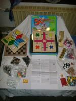 50 társas játék - egy készletben
