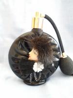 Hámozott nagyméretű parfümös üveg cs 100 ml