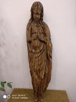 Fa Szűz Mária szobor