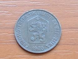CSEHSZLOVÁKIA 50 HALERU 1970