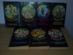 Edgar Rice Burroughs:Tarzan könyvek