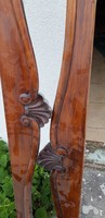 Antik, ónémet függönykarnis 160cm eladó