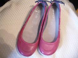 Clarks pink bőr papucscipő