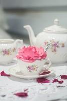 Gránit Kispest 5 személyes romantikus kávékészlet - utolsó áron
