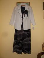 18558bd249 Új alkalmi kosztüm, ruha, örömanya ruha. 44-es. - Gardrób   Galéria ...