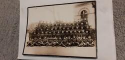 1930-as katonai csoportkép
