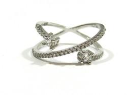 Ezüst gyűrű(Kecs-Ag78503)
