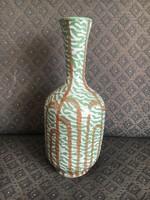 Gorka Géza írókás váza, zsűrizett