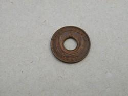 KK317 Kelet Afrika 1961 1 cent nagyon szép