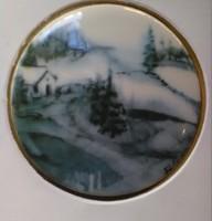 5 cm plakett Fábián Róza Holloházi medál is készíthető belőle