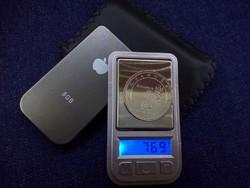 200g/0,01g pontosságú digitális mini mérleg tokkal és elemmel/id 4650/