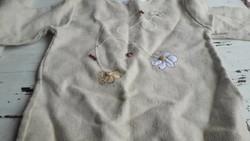 Régi vászon ing  pulover