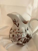 Antik zsolnay kávés kancsó