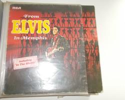 Retro nosztalgia hanglemez Elvis Presley From Elvis In Memphis bakelit lemez