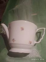 Nagyon ritka zsolnay teás kanna