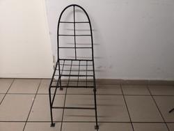 Retro kerti szék - fémből