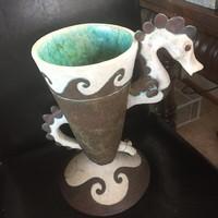 Csikóhal váza