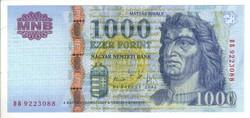 "1000 forint 2005 ""DB"" UNC"