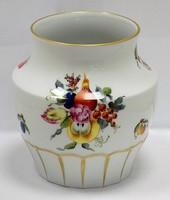 Herendi gyümölcsös váza (ZAL-BI36362)