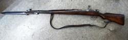 Portugál Mauser Vergueiró szuronnyal !! 1904
