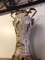 19.századi porcelán váza nagy méretű